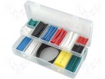 Set of heat shrink sleeves 2 1 Pcs 171