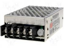 Pwr sup.unit pulse 25.5W Uout 15VDC 1.7A 88÷264VAC Outputs 1