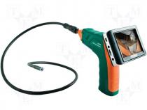Inspection camera borescope Probe dia 9mm Cable len 1m IP67
