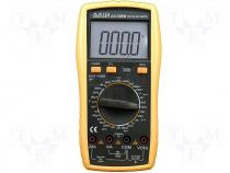 Digital multimeter LCD 4,5 digit (19999) 32mm 3x/s