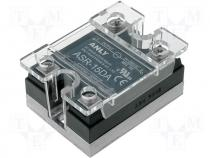 Relay solid state Ucntrl 4÷32VDC 15A 24÷280VAC Series ASR