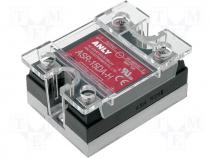 Relay solid state Ucntrl 4÷32VDC 15A 48÷480VAC Series ASR