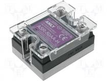 Relay solid state Ucntrl 80÷280VAC 50A 48÷480VAC Series ASR