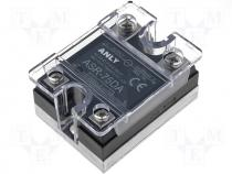 Relay solid state Ucntrl 4÷32VDC 75A 24÷280VAC Series ASR
