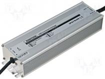 Pwr sup.unit for LEDs, pulse 200W 12VDC 16.5A 170÷264VAC IP67