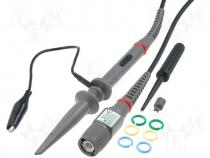 Oscilloscope probe Band ≤4MHz (1 1)  ≤60MHz (10 1)