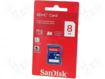 Memory card SD HC 8GB