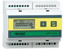 Power panel meter LCD with True RMS with RS232