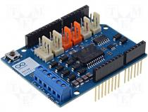 Extension module motor driver uC L298P No.of diodes 4
