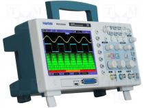 Oscilloscope mixed signal Band ≤200MHz Channels 2 1Mpts