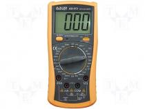 Digital multimeter, LCD 3,5 digit (1999), 3x/s, C range 10mF