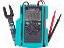 Digital multimeter Ø 12mm LCD (6039) 3x/s V AC 1m÷6/60/600V