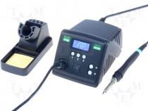 Soldering station, digital, ESD, 90W, 100÷500°C