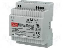 Pwr sup.unit pulse, 54W, 12VDC, 4.5A, 85÷264VAC, 124÷370VDC, 300g