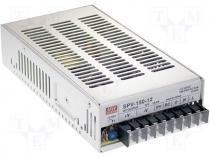 Pwr sup.unit pulse, 150W, 12VDC, 12.5A, 88÷264VAC, 124÷370VDC