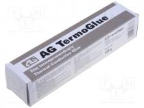 Heat-transferring adhesives, white, Application heatsinks, 120g