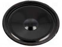 Loudspeaker, 1W, 8Ω, Ø50x7mm, 350÷20000Hz, Ø 50mm, IP65