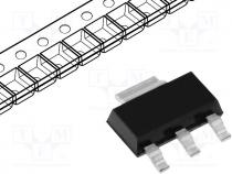 IC  power switch, high side, 1.4A, Channels 1, N-Channel, SMD