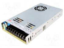 Pwr sup.unit  switched-mode, modular, 321W, 15VDC, 21.4A, 900g