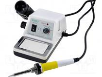 Soldering station, analogue, 50W, 250÷480°C