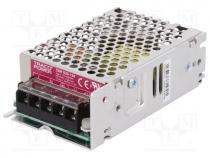 Pwr sup.unit  switched-mode, modular, 35W, 24VDC, 1.5A, 90÷264VAC