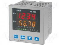 Temperature controller 96x96 100-240 VAC AT03 series
