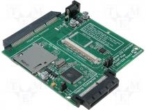 Adapter Graphics LCD Controller PICtail SSD1926 Board