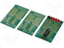 Demo Board PICkit2 18-pin PIC16F1827