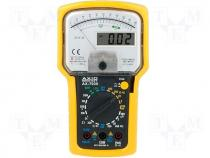 Multimeter analog -digital