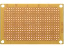 Prototyping board 72x47mm solder points 371