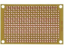 Prototyping board 72x47mm solder points 417