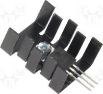 Heatsink 15K/W series FK214 TO220,SOT3