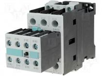 Contactor S0 9A 4kW 2xNO@xNC coil 230V AC