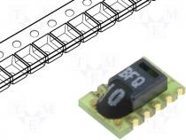 Humidity and temperature sensor, case SMD, 4pin _0.5°C