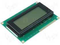 Display LCD alphanumeric 16x4 87x60x13.6mm