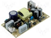 Open Frame Power Supply - Pwr sup.unit pulse Outputs 1 Usup 85V AC÷264V AC Uout 5V