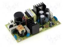 PS-25-5 - Pwr sup.unit pulse Outputs 1 Usup 90V AC÷264V AC Uout 5V 5A