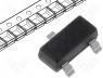 5x Transistor KSP94BU bipolar PNP 400V 300mA TO92
