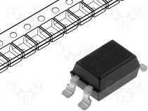Οπτοσυζεύκτες - Optocoupler single channel Out transistor 80V MFP4
