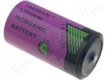 Μπαταρίες Λιθίου - Battery lithium (LTC) C 3.6V÷26.2x50mm 8500mAh Imax 100mA