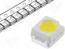 OF-SMD3528WW - LED SMD 3528 PLCC2 white warm 1300 1600mcd 120°