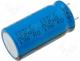 Πυκνωτής Low Impedance - Capacitor electrolytic low impedance THT 1000uF 50V Ø 16x31mm