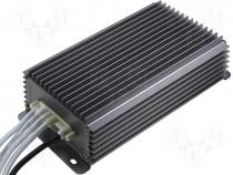 ZLV-200-12S - Pwr sup.unit for LEDs 200W 12VDC 16.6A 228x120x64mm 230VAC
