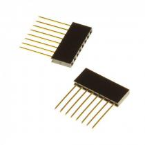 A000085 - Header strip 2 pcs 14.5mm 8 ways