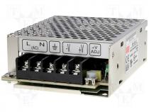 RS-35-3.3 - Pwr sup.unit pulse 23.1W Uout 3.3VDC 7A 88÷264VAC Outputs 1
