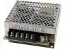 RS-50-15 - Pwr sup.unit pulse 51W Uout 15VDC 3.4A 88÷264VAC Outputs 1