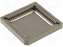 822516-5 - Socket PLCC PIN 68 SMD low profile