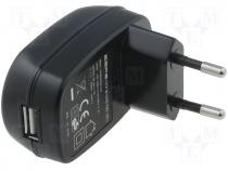 ZSI5/1.5USB - Pwr sup.unit pulse 5V 1.5A 7.5W Out USB