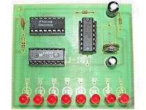 ZSM-016 - Circuit do-it-yourself kit swimming light 9÷15VDC