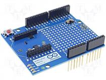 A000064 - PROTO WIRELESS - Extension module prototype board SPI, UART No.of diodes 4